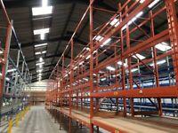 Redirack Heavy Duty Warehouse Pallet Racking Frames & Beams (Brentwood Branch)