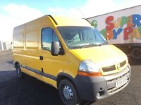 Renault master 2.5 diesel 2005 year parts door wheel bumper bonnet gearbox