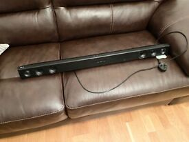 LG WIRELESS BLUETOOTH SOUNDBAR, GOOD CONDITION,FULL WORKING ORDER £45 NO OFFERS CAN DELIVER