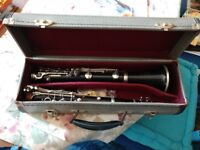 Clarinet in good condition, not been used since the 1960s.