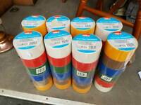 Job lot of tape