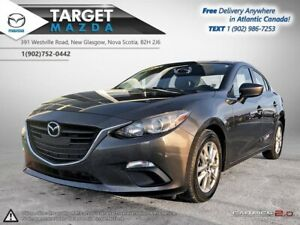 2014 Mazda Mazda3 $52/WK TAX IN! AUTO! A/C! HEATED SEATS! $52/WK