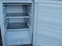 UNDERWORK TOP FREEZER, GOOD CONDITION, MAKE BEKO,