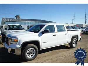 2015 GMC Sierra 1500, 5.3L V8, Plywood Box Liner, 26,590 KMs