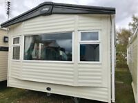 *Reduced* 2018 ABI Oakley static caravan for sale at Tattershall Lakes Country Park