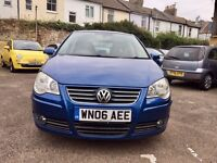 Volkswagen Polo 1.4 Sport 5dr£3,100 one owner