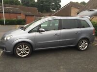 Zafira 2.2 all 4 doors boot bonnet wings available