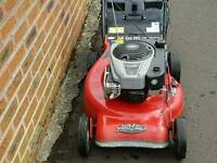 Lawnmower Rover 560 self propelled pro cut 4 stroke petrol mower