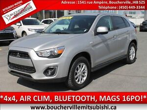 2015 Mitsubishi RVR SE*AUTOMATIQUE, 4x4, AIR CLIM*