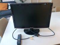 Samsung LCD slimline tv T220HD