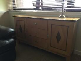 Hard wood unit for sale