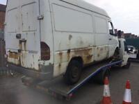 Vans Wanted!!! Any Make & Model! £100+
