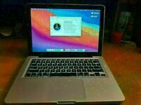 "Core i5 13.3"" Retina Display Apple MacBook Pro 2.7GHz 8GB 121GB SSD Logic Pro X Reason Traktor Waves"
