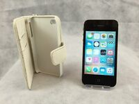 APPLE IPHONE 4 - 16GB STORAGE - FACTORY UNLOCKED TO ALL NETWORKS