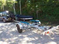 Bramber Boat Road Trailer For Sale