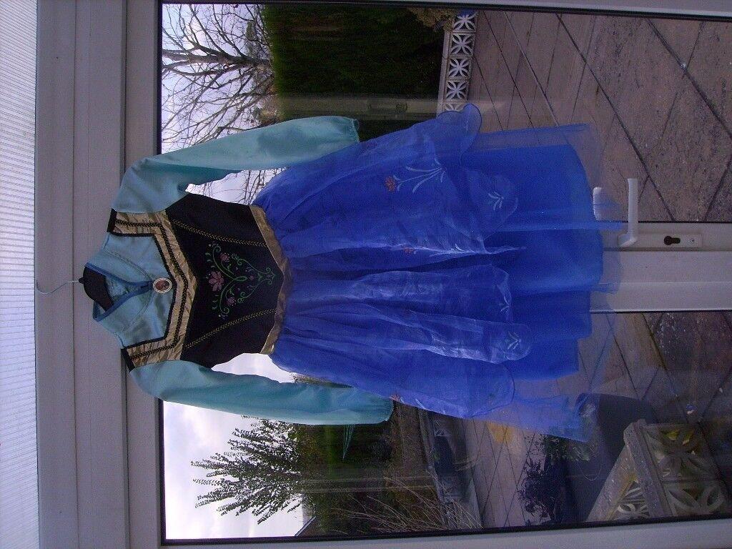 "Disney Frozen ""Anna"" Party Dress"