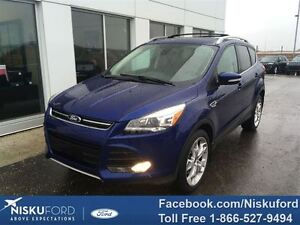 2015 Ford Escape Titanium LOADED!! $177.50 b/weekly.