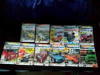 Classic Ford Magazines 2009