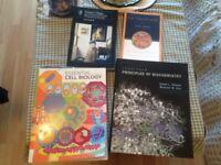 biochemistry and biology books