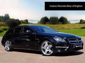 Mercedes-Benz CLS CLS63 AMG (black) 2013-03-29