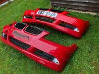 E90 bumpers