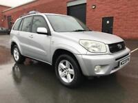MARCH 2004 TOYOTA RAV4 XT34 VVTI 4x4 FULL SERVICE HISTORY EXCELLENT CONDITION