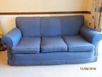Duresta three piece suite (old)