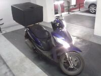 Honda Vision in Great Condition – (£1000 if sold Bank Holiday Monday)