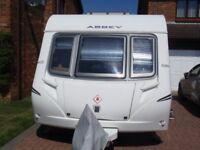Abbey GTS 418, 2009 model with mover