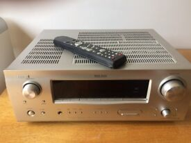 Denon AVR-1909 Amp . Boxed with all accessories, Excellent condition