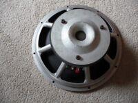 Sub Bass PA speaker Peavey 15 inch