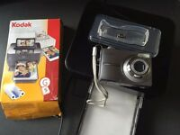 Kodak digital camera and printer set