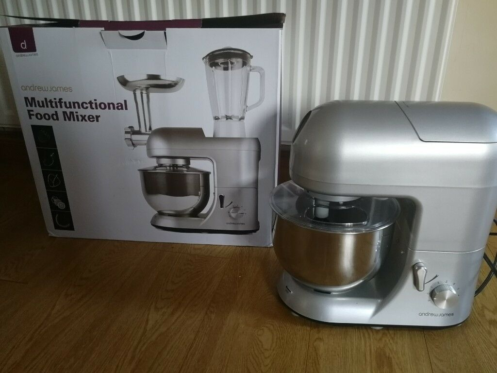 Andrew james aj000131 hand mixer user manual | 10 pages.