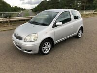 2005 Toyota Yaris 1.2 - 1 Full years - Full history