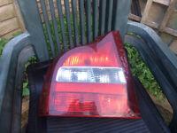 volvo s80 rear pasanger light