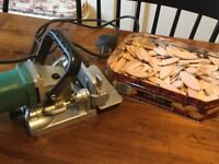Blackspur Biscuit Jointer
