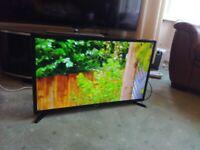 SAMSUNG 32 LED TV (UE32T4307) SMART/HD READY/HDR/WIFI/FREEVIEW HD/SLIM DESIGN/900HZ