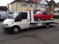 24 HRS CAR RECOVERY BREAKDOWN TOWING SERVICE 07943107797