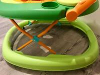 Chicco baby walker current store price is 49.99
