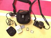Canon powershot sc510hs and accessories
