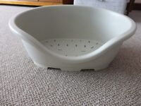Small Rigid Plastic Dog Bed Collect Broadstairs Kent