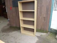 Large Book Shelves Delivery available