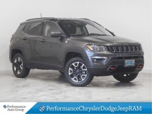 2017 Jeep Compass Trailhawk * Nav * Leather * Bluetooth
