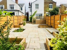 Landscaping/ Garden Renovation/ Driveway/ Patio/ Fencing/ Turfing/ Artificial Grass/Decking