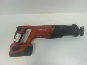 Hilti WSA Sawzall. We Buy and Sell Used Tools! (#51610) JY731477