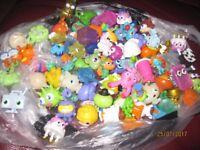 Bundle of Moshi Monsters figures
