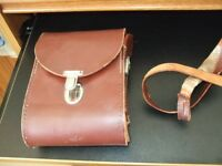 Carl Zeiss 8x30 Genuine Leather binocular case