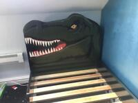 Dinosaur Single Bed