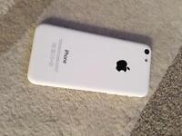 iPhone 5c White £85ono