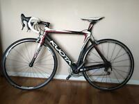 kuota kable full carbon road bike+carbon Campagnolo groupset,Specilized,trek,£3k